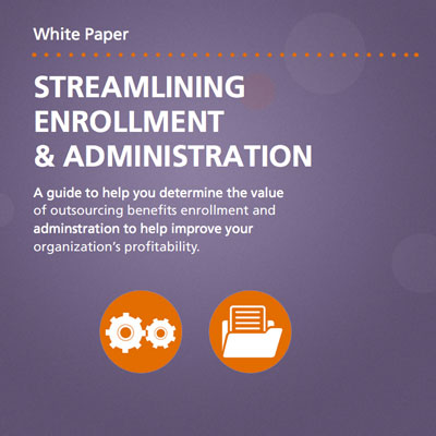 Streamlining Enrollment and Administration