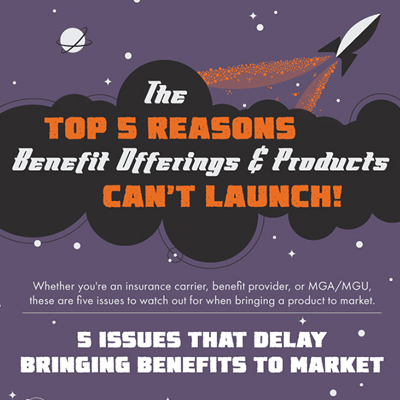 Top 5 Reasons Benefits Can't Launch
